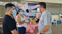 Solicitações do Vereador Claudiomar Rosa são atendidas pela PMM