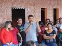 """Temos que achar alternativas"" propõe Diogo Senior, sobre alunos da escola estadual Maria Bernadete no Jardim Marco Zero"