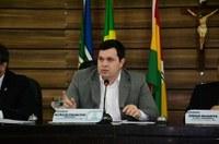 Vereador Acácio Favacho apóia a luta das famílias do bairro Alvorada.