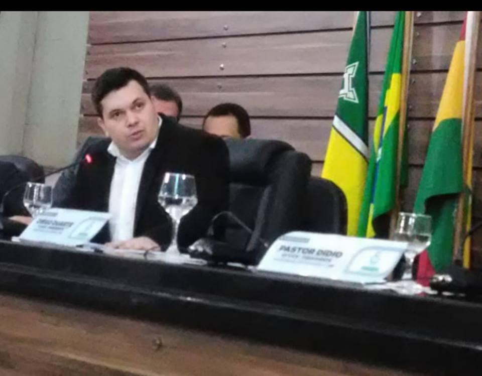 Vereador Acácio Favacho intensifica ações pela melhoria de Macapá