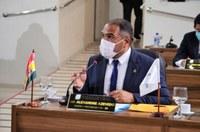 Vereador Alexandre Azevedo pede construção de UBS no Bairro Infraero I