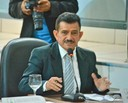 Vereador Antônio Grilo pede reconstrução de muro da Escola Estadual Santuário do Perpétuo Socorro