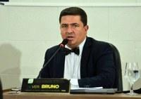 Vereador Bruno Santos pede mais ônibus para os Bairros Muca, Macapaba e Brasil Novo