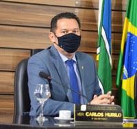 Vereador Carlos Murilo cobra manutenção do ramal que dá acesso à comunidade do Ariri