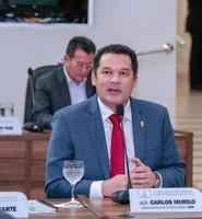Vereador Carlos Murilo fala sobre o mandato.