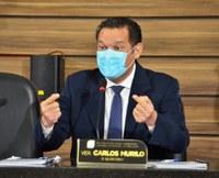 Vereador Carlos Murilo propõe a construção de arenas poliesportivas em Santo Antônio e Abacate da Pedreira