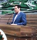 Vereador Carlos Murilo se despede da Câmara Municipal com discurso de agradecimento