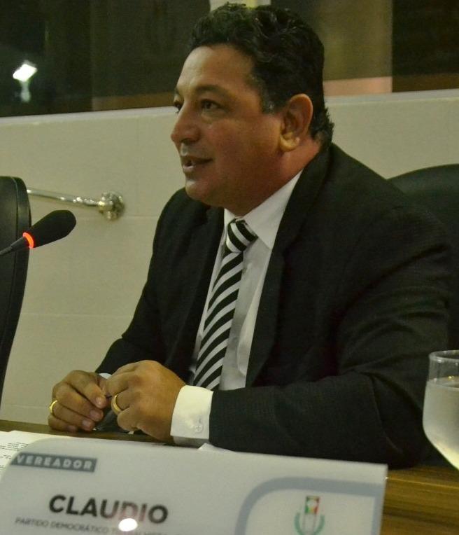 Vereador Cláudio defende melhorias para os bairros Jardim Felicidade 1, Perpétuo Socorro e Jardim Marco Zero