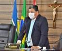 Vereador Cláudio defende melhorias para os bairros Santa Rita, Infraero e Jardim Felicidade