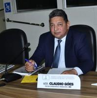Vereador Cláudio Góes aponta problemas nos bairros Santa Rita e Jesus de Nazaré