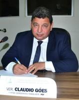 Vereador Cláudio Góes pede mais policiamento para os bairros Pedrinhas e Equatorial.