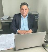 Vereador Cláudio Góes pede policiamento ostensivo para o Bairro Zerão