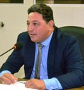 Vereador Cláudio intercede pela reforma da passarela Agenor Ferreira Pinto, no Zerão