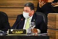 Vereador Cláudio pede policiamento para o residencial Mucajá