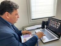 Vereador Cláudio quer solução para o problema de energia elétrica no Rio Pescada, região da Pedreira