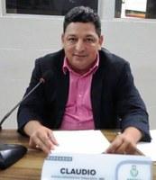 Vereador Cláudio Rodrigues opina sobre PL que trata do transporte alternativo
