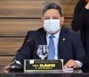 Vereador Cláudio tem PL aprovado que cria o Dia Municipal da Cultura Gospel