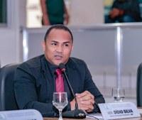 Vereador Dídio Silva Alerta para a falta de segurança na Fortaleza