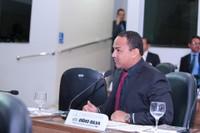 Vereador Dídio Silva defende melhorias para quatro bairros da capital