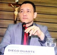 Vereador Diego Duarte aprova novos requerimentos cobrando serviços públicos