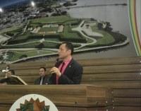Vereador Diego Duarte reivindica serviço de vídeo monitoramento para cemitérios de Macapá.