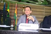 Vereador Diego Duarte solicita serviços de capina, limpeza e revitalização da praça e do complexo da Fazendinha.