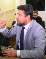 Vereador Diogo Senior pede policiamento ostensivo para os bairros Canal do Jandiá, Cidade Nova 1 e 2