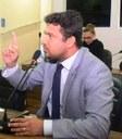 Vereador Diogo Senior solicita a SEMUR recuperação do terminal de esgoto no Zerão
