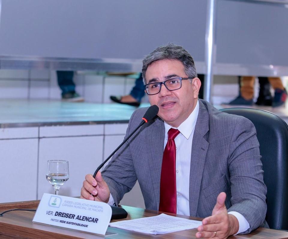 Vereador Dreiser Alencar busca melhorais para os bairros Santa Rita e Jardim Felicidade