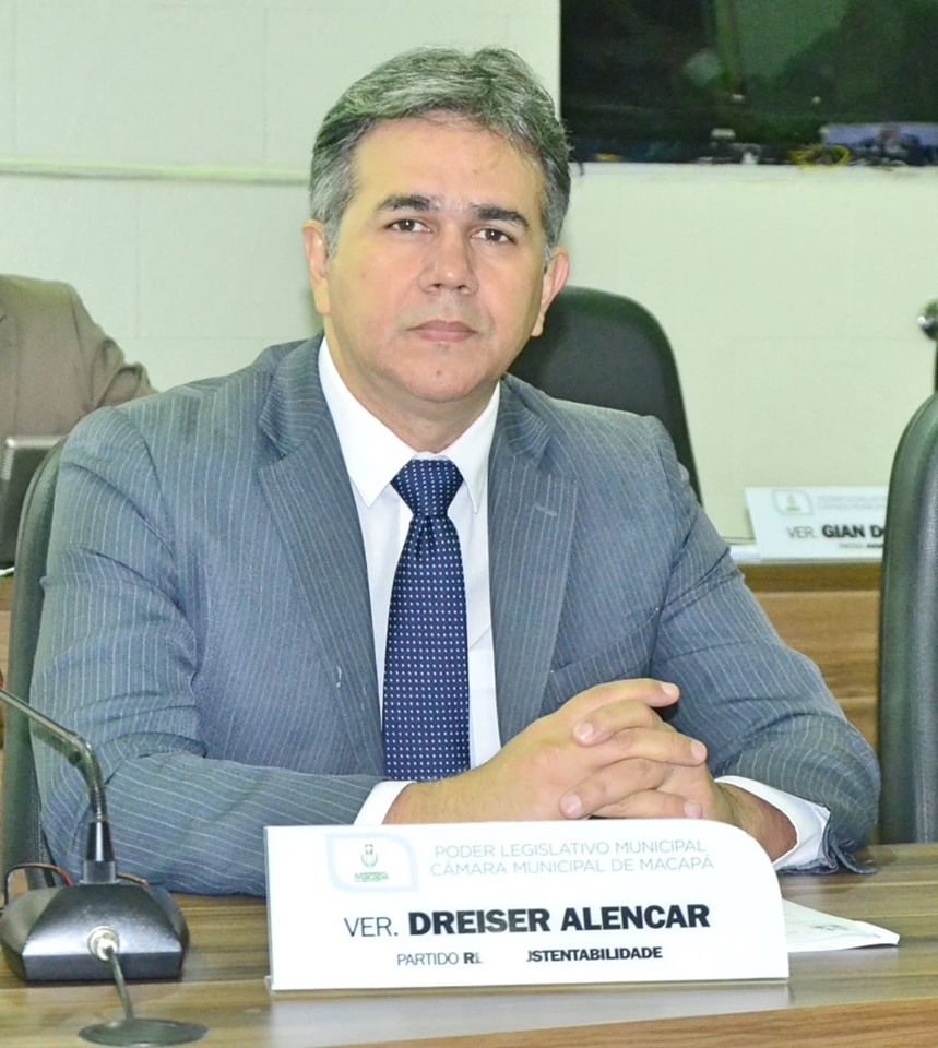 Vereador Dreiser Alencar reivindica benefícios para os bairros Congós, Jardim Felicidade e Santa Rita