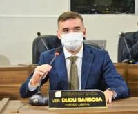 Vereador Dudu Barbosa busca melhorias para o conjunto Cabralzinho