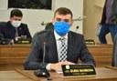 Vereador Dudu Barbosa consegue aprovação de requerimentos na 25ª Sessão Ordinária da CMM