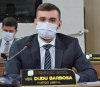 Vereador Dudu Barbosa defende a aprovação de quaro PL,s na Câmara Municipal de Macapá
