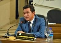 Vereador Edinoelson Careca pede mais linha de ônibus para os Bairros Congós e Zerão