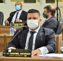 Vereador Gabriel Andrade aprova PL que institui o Maio Laranja para combater o abuso e à exploração sexual de crianças e adolescentes em Macapá
