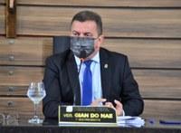 Vereador Gian do Nae tem PL aprovado que obriga bares e restaurantes a prestar auxílio a mulher em situação de ameaça