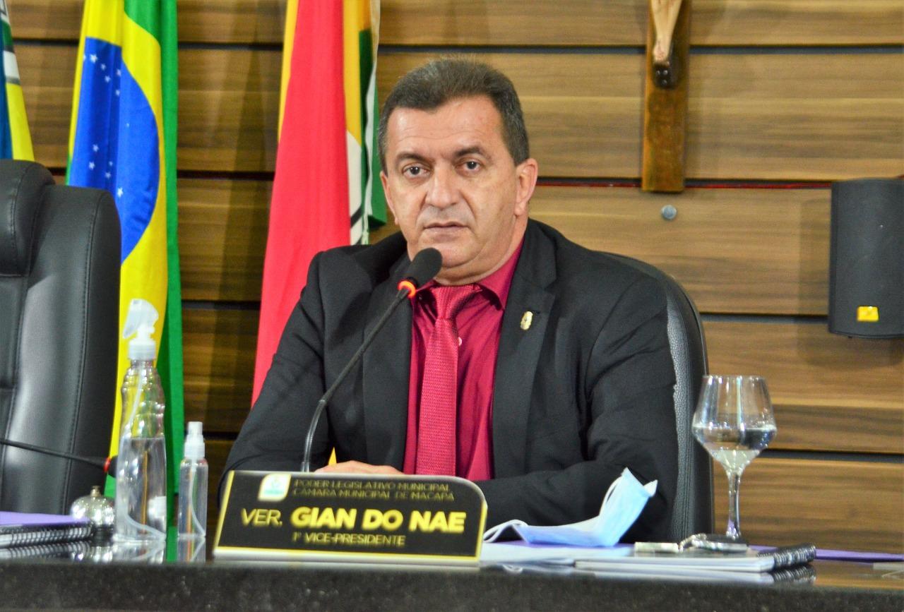 Vereador Gian do Nae tem quatro requerimentos aprovados durante sessão ordinária da CMM