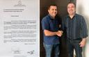 Vereador Gian do Nae, visando a pacificação e reorganização da CMM, declara apoio à administração do presidente Marcelo Dias.