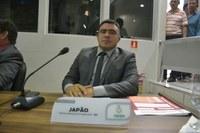 Vereador Japão Baia aprova matéria em favor da população do Congós, Perpétuo Socorro e Jesus de Nazaré
