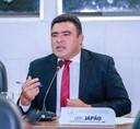 Vereador Japão Baia reclama benefícios para os bairros Buritizal e Novo Buritizal.