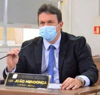 Vereador João Mendonça busca melhorias para os Bairros Jardim Felicidade, Novo Horizonte e Novo Buritizal