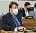 Vereador João Mendonça defende melhorias para o Bairro Cidade Nova I