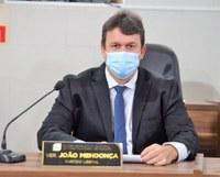 Vereador João Mendonça pede solução para a falta de infraestrutura no Goiabal