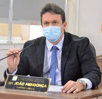 Vereador João Mendonça solicita asfaltamento para os Bairros Brasil Novo e Açaí