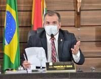 Vereador Marcelo Dias apresenta PL que desloca para o fim da fila quem insiste em escolher imunizante contra a COVID-19