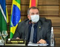 Vereador Marcelo Dias cobra da CEA melhorias no fornecimento de energia elétrica no Loteamento Nova Jerusalém