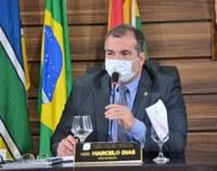 Vereador Marcelo Dias cobra melhorias para quatro bairros da capital