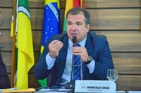 Vereador Marcelo Dias defende construção de arena multiuso para o Parque dos Buritis