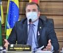 Vereador Marcelo Dias pede melhorias na infraestrutura urbana dos bairros Marabaixo III, Muca, Novo Horizonte e Distrito do Coração
