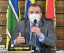Vereador Marcelo Dias reivindica melhorias para o Brasil Novo e água potável para o Buritis